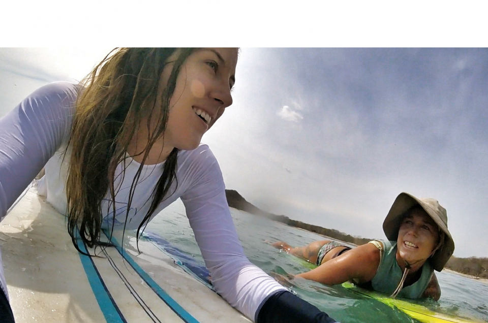 SwellSurf, Part Two: Moving Mediums