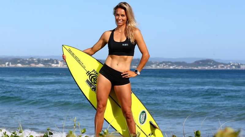 Pro Surfers: Sally Fitzgibbons