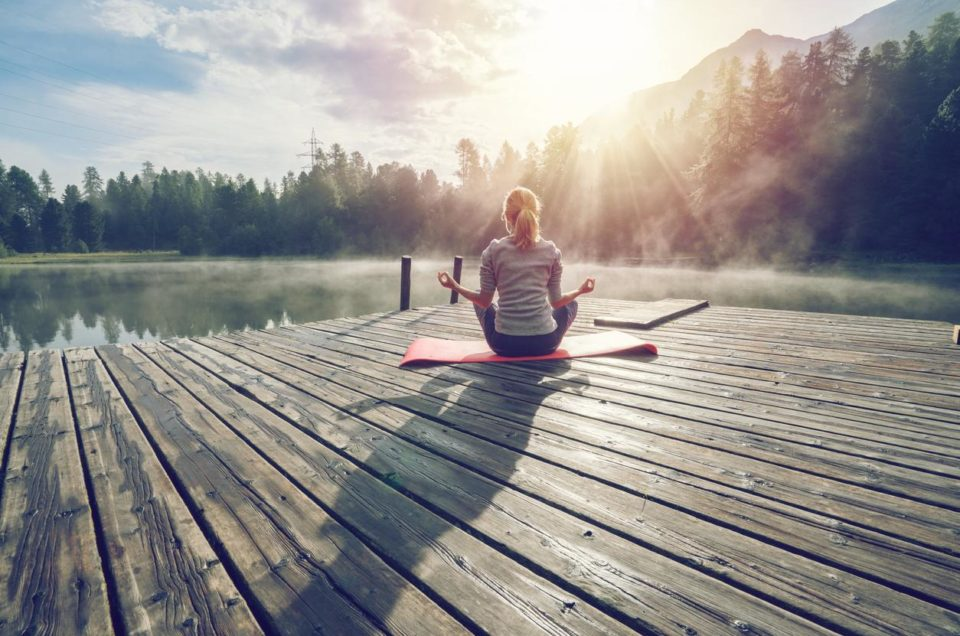 Meditation to Stay Energized While Traveling