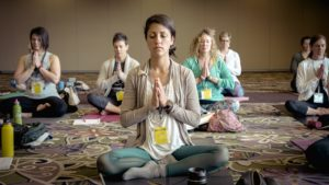 Why to start yoga in your 40's
