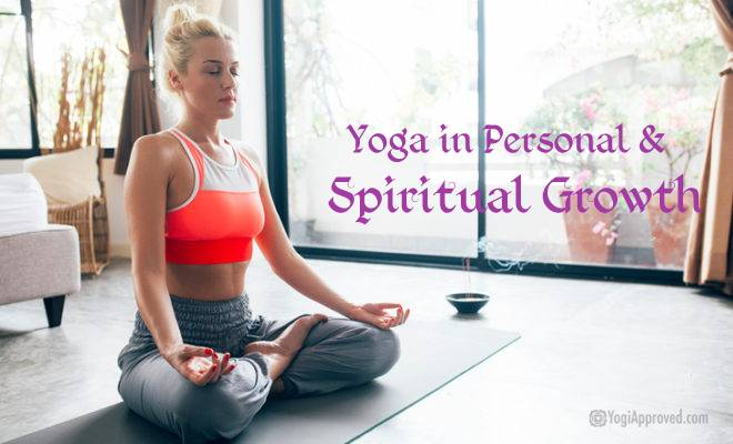 Role of Yoga in Attaining Personal and Spiritual Growth