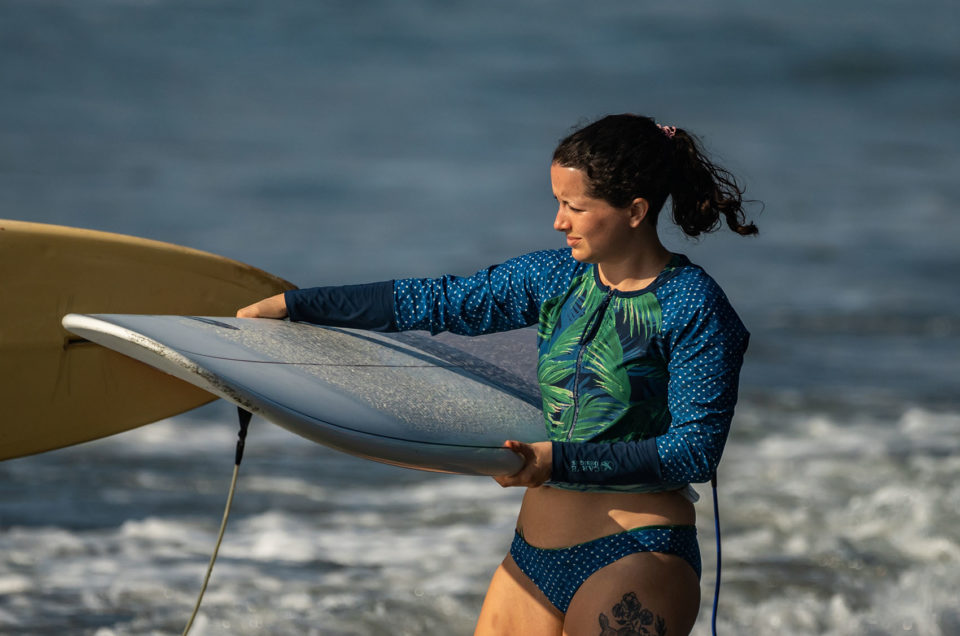 The Transformative Magic Of That Very First Paddle Out