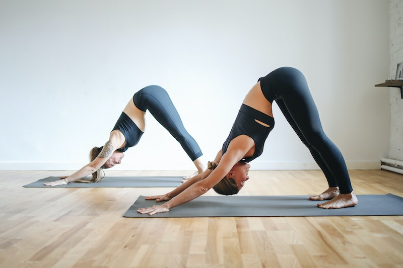 How Yoga Can Help Improve  Spine Health