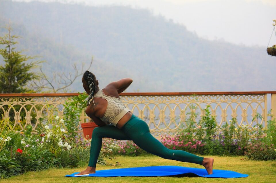 Wrists Hurting During Yoga? Here's How to Help
