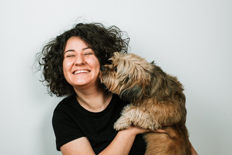 How to Elevate Your Mental Health ~ Pet A Dog!