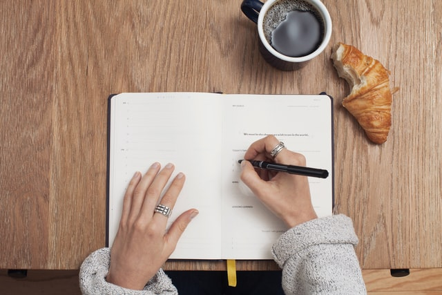 7 Reasons to Start a Personal Health Journal
